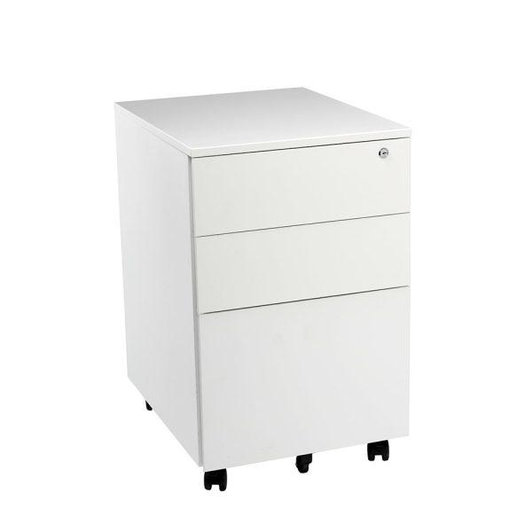 white zipp - mobile pedestal