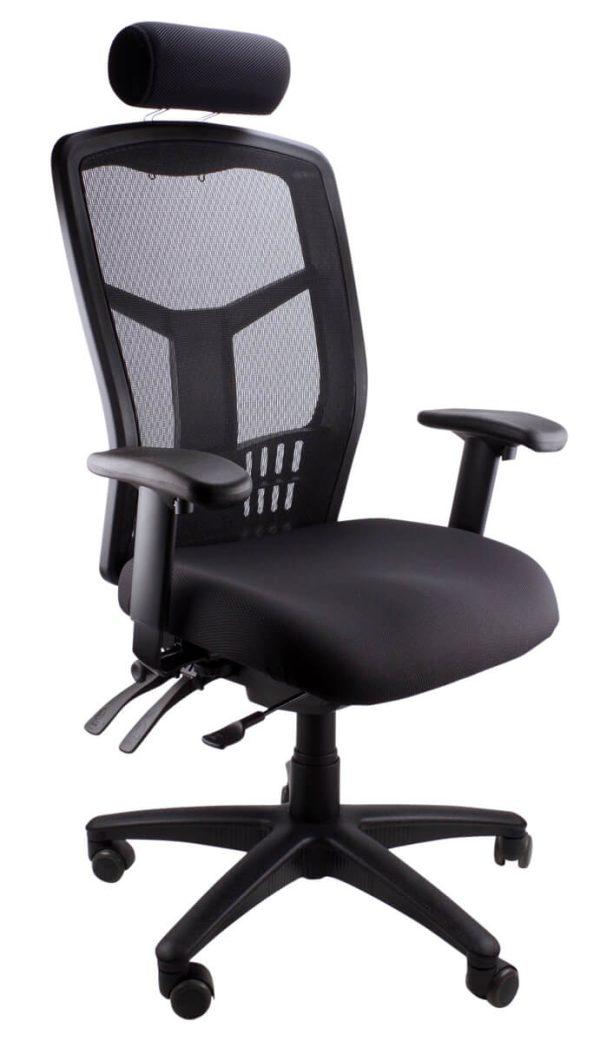 mesh deluxe chair