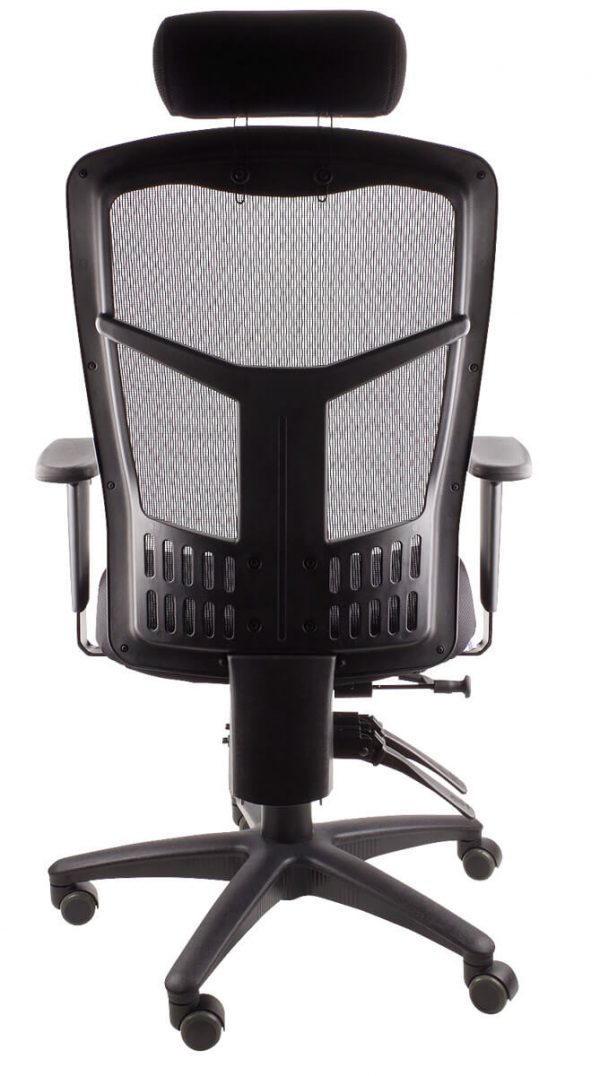 executive mesh deluxe chair