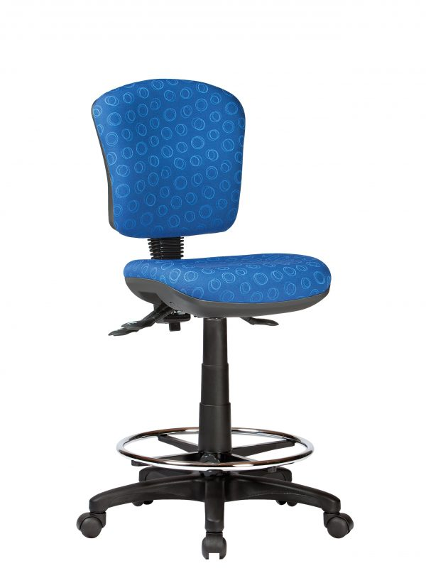 blue ecotech chair