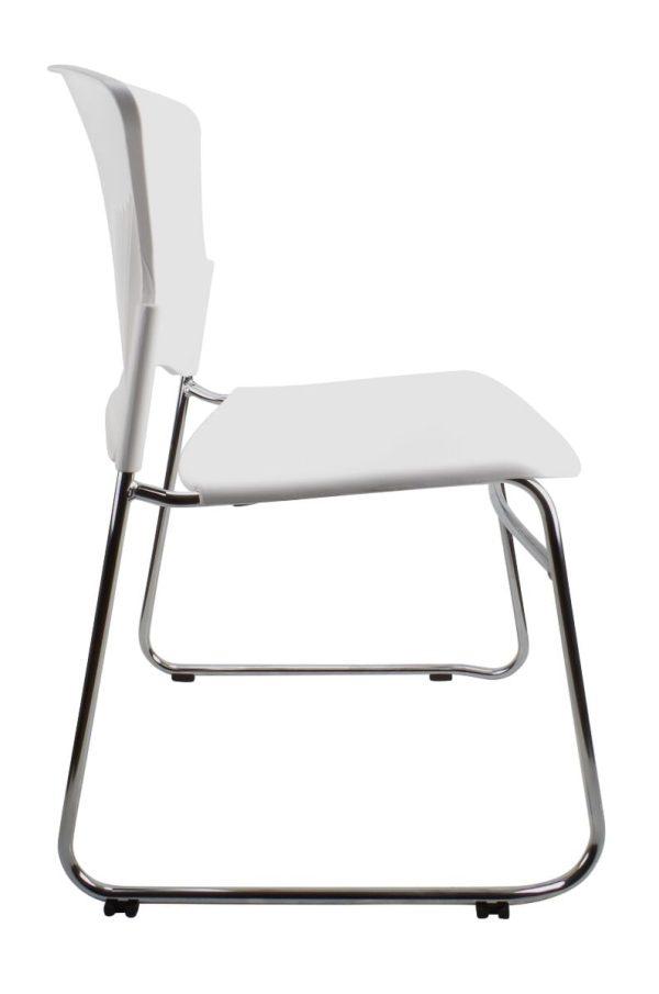 white eve chair