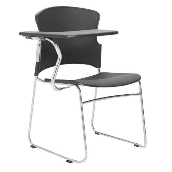 black quest chair