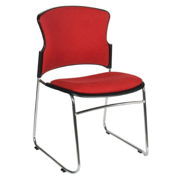 red quest chair
