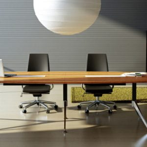 Novara – Corporate Boardroom Table
