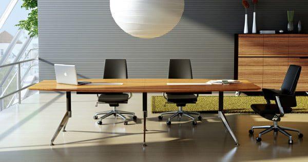 novra - corporate boardroom table