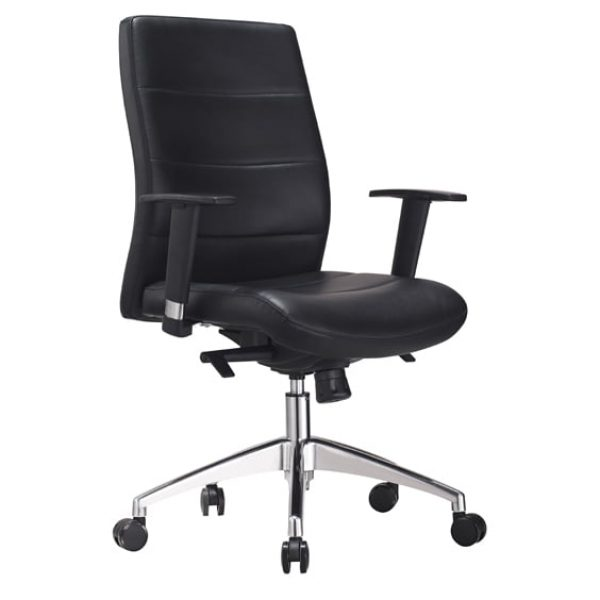 alloy base lux chair