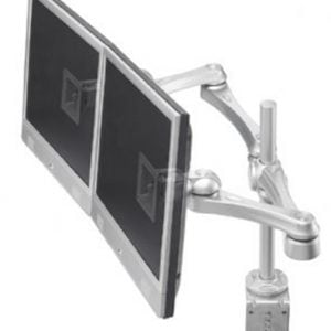 DOUBLE MONITOR ARMS