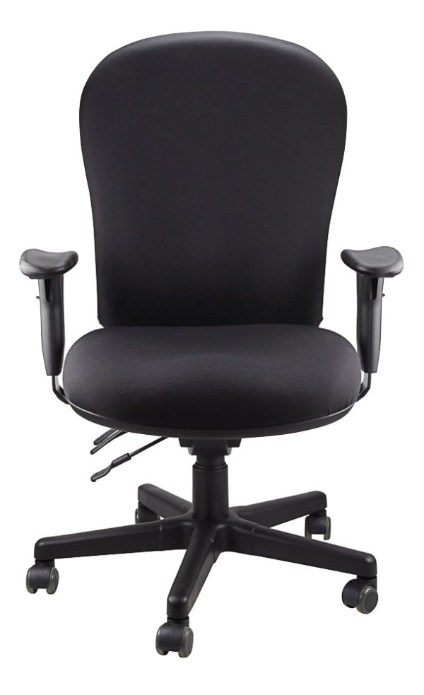 Oxley - clerical high back chair