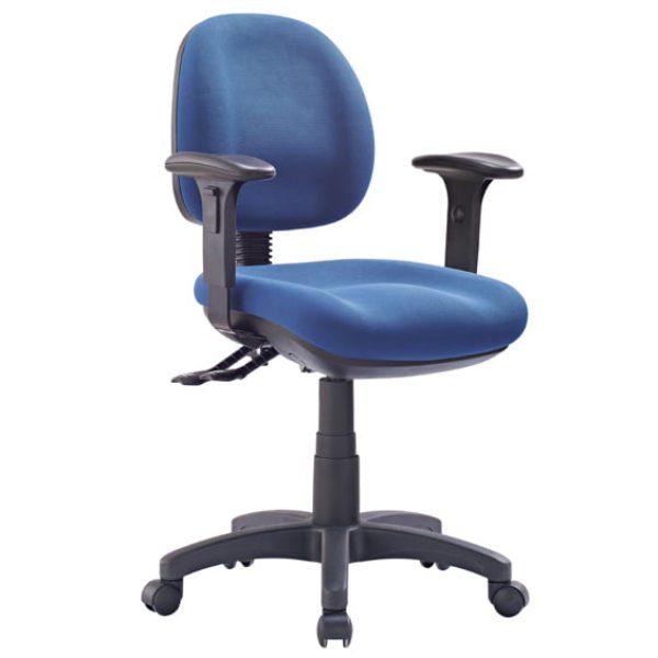 blue express chair
