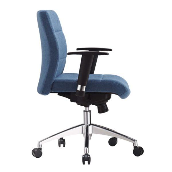 Blue alta chair