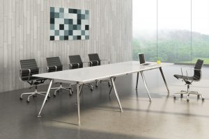 Team Corporate Boardroom Table