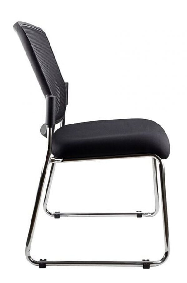 black spencer chair