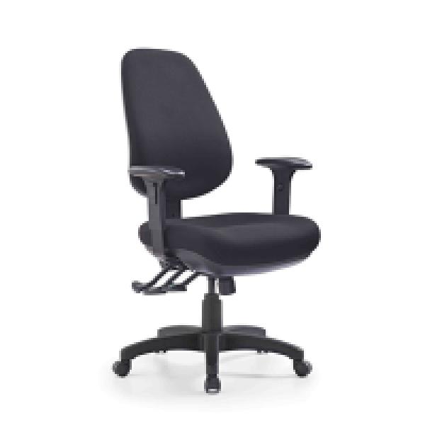 black TR600 Chair