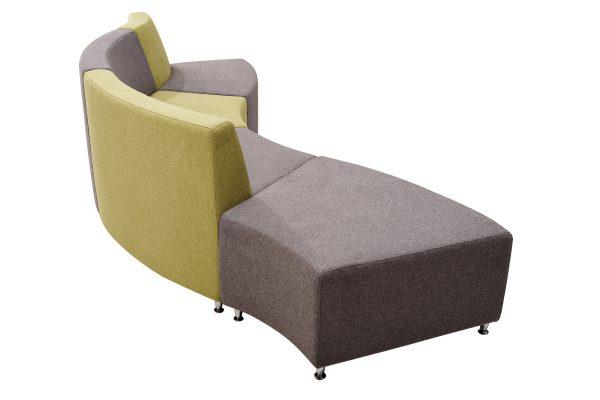 high density twist lounge