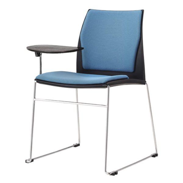 Blue vincent chair