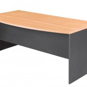 Express Bow-Front Desks
