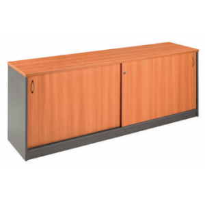 Express Buffet- Lockable Sliding Doors