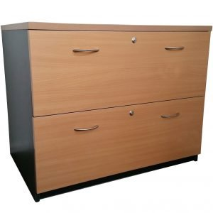 Express Lateral Filing Cabinet – 2 Drawers