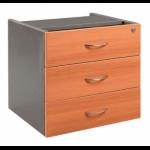 Express Fixed Desk Pedestal - 3 Drawer