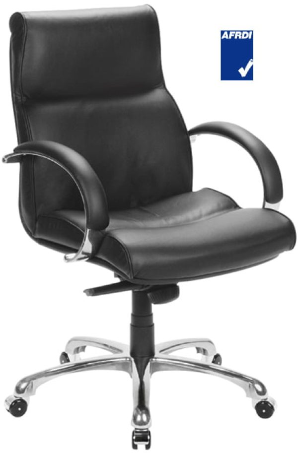 jupiter low back corporate chair