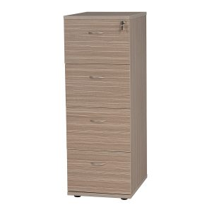 Superbe Extended Express Filing Cabinet 4 Drawer