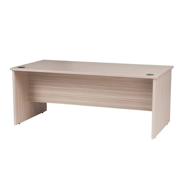 durable Extended Express Bow Front Desk