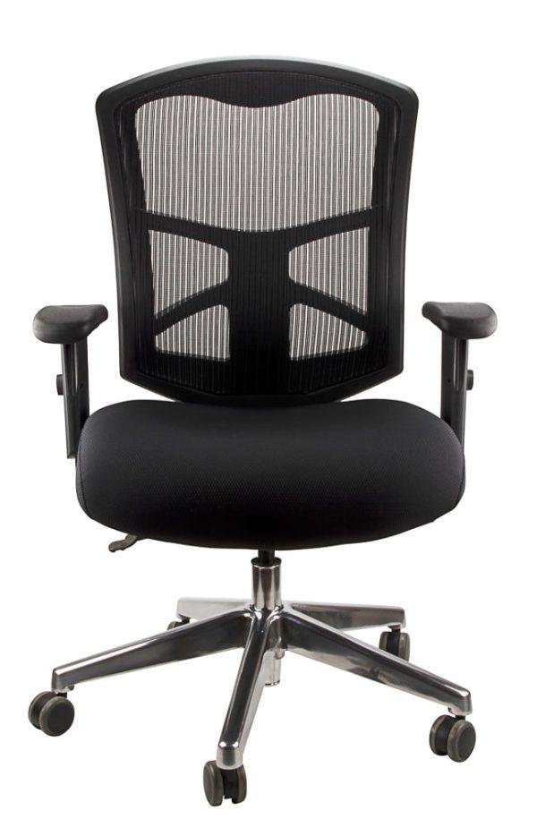 black core chair