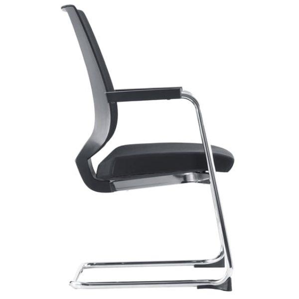 mesh back viva visitor chair