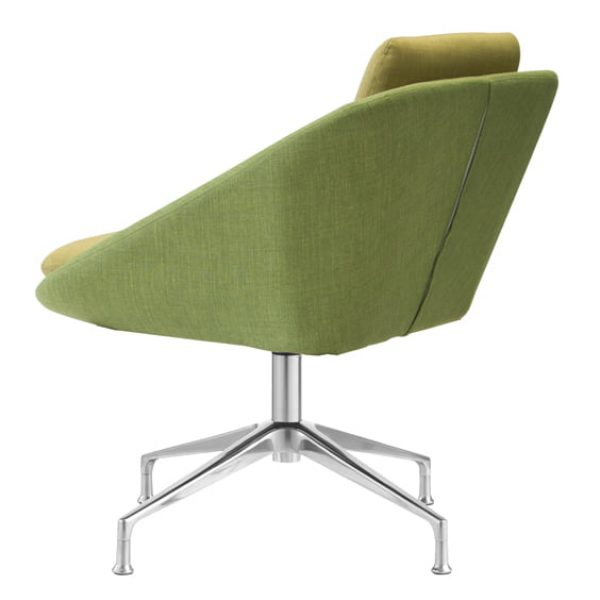 high density herbet visitor chair