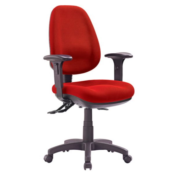 red presto chair