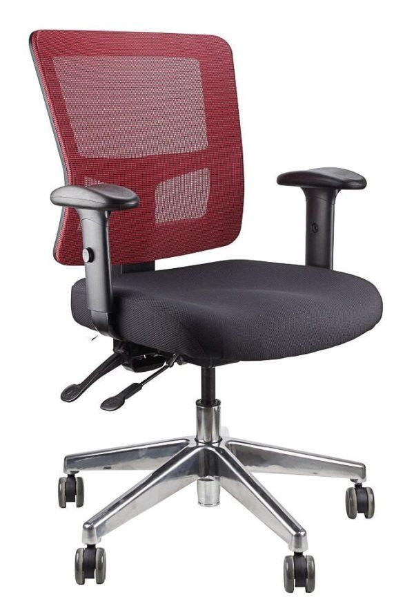 mesh back ledo chair