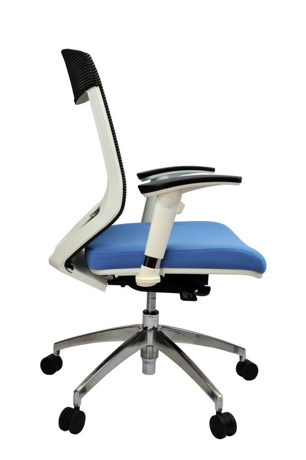 blue mikado plus office chair