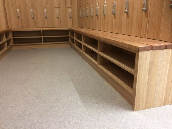 custom made lockers