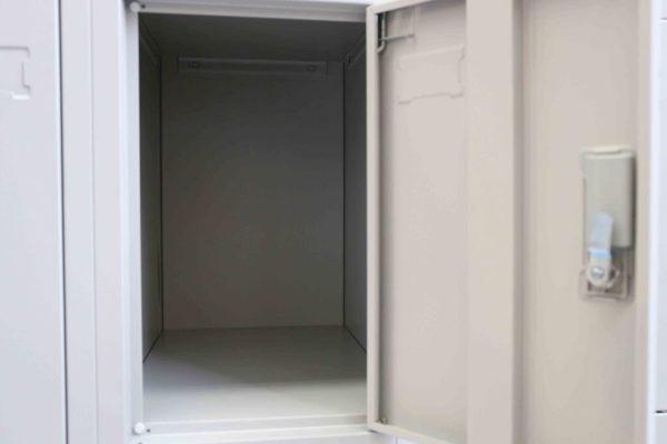grey vida lockers