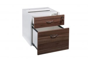 Prestige 2 drawer Pedestal