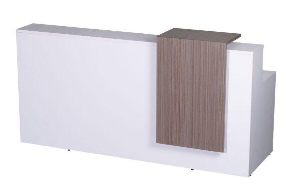 modern pure reception counter