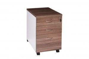 Prestige 2 drawer + 1 file Mobile Pedestal
