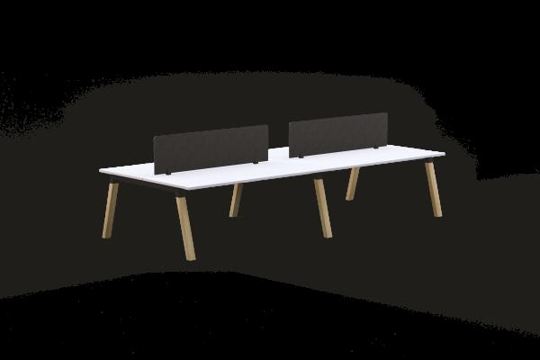 4 User PowerPlant Desking
