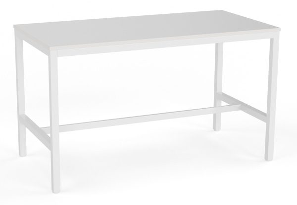 White High table