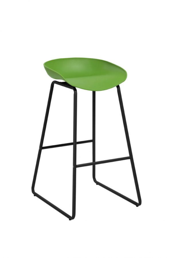 Green Sheek stool