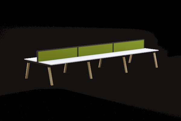 PowerPlant Modern design desking system