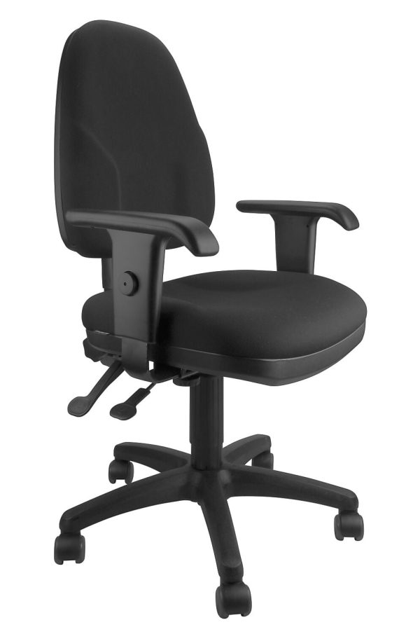 8 user Workstation pod & Diving screens & Taylor Office Chairs