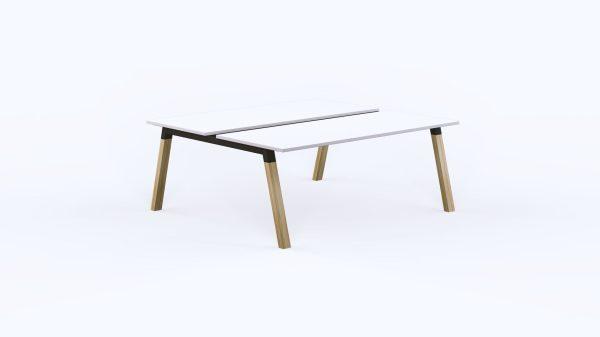 Modern design desking system