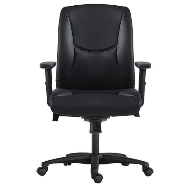 Black Holt Low back Office Chair