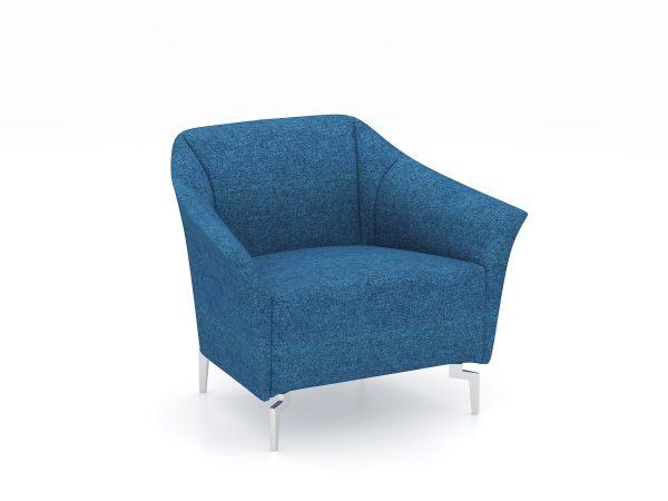 Veniceo Blue Sofa chair