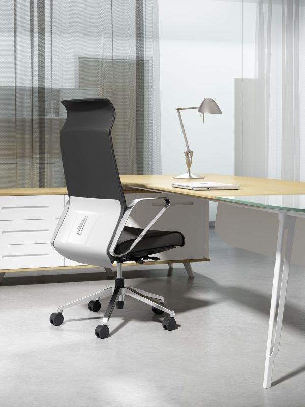Dustino height adjustable Chair