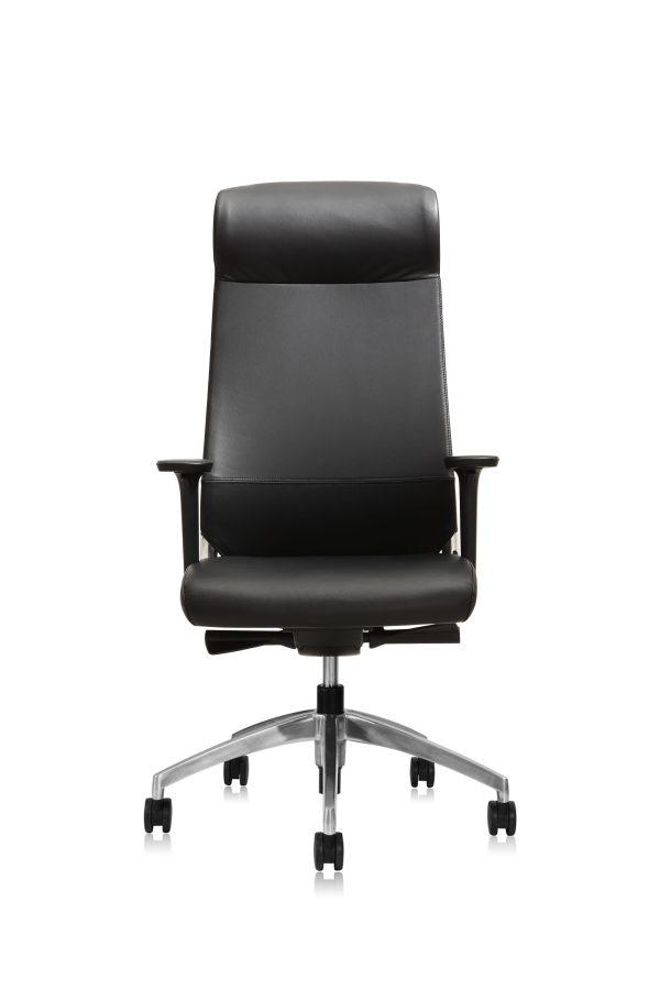 Burton leather Chair