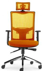 Ritz Chair Orange